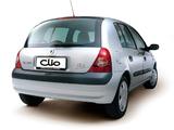 Renault Clio Va Va Voom 2004 images