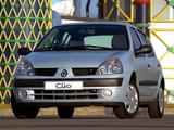Renault Clio Va Va Voom 2004 photos
