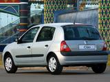 Renault Clio Va Va Voom 2004 pictures