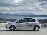 Renault Clio 3-door 2005–09 images
