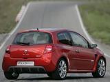 Renault Clio Sport Concept 2005 pictures