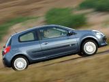 Renault Clio 3-door ZA-spec 2006–09 images
