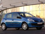 Renault Clio 5-door ZA-spec 2006–09 images