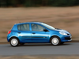 Renault Clio 5-door ZA-spec 2006–09 photos