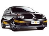 Renault Clio F1 Team 2007 images