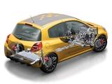 Renault Clio R.S. F1 Team R27 2007 images