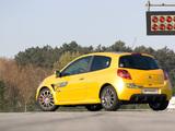 Renault Clio R.S. F1 Team R27 2007 pictures