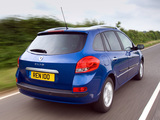 Renault Clio Sport Tourer UK-spec 2008–09 pictures