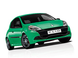 Renault Clio R.S. 200 Cup 2009–12 images