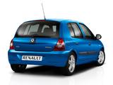Renault Clio Campus 5-door 2009–12 photos
