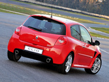 Renault Clio R.S. ZA-spec 2009–12 photos