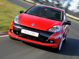 Renault Clio R.S. ZA-spec 2009–12 wallpapers