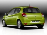 Renault Clio 3-door 2009–12 wallpapers