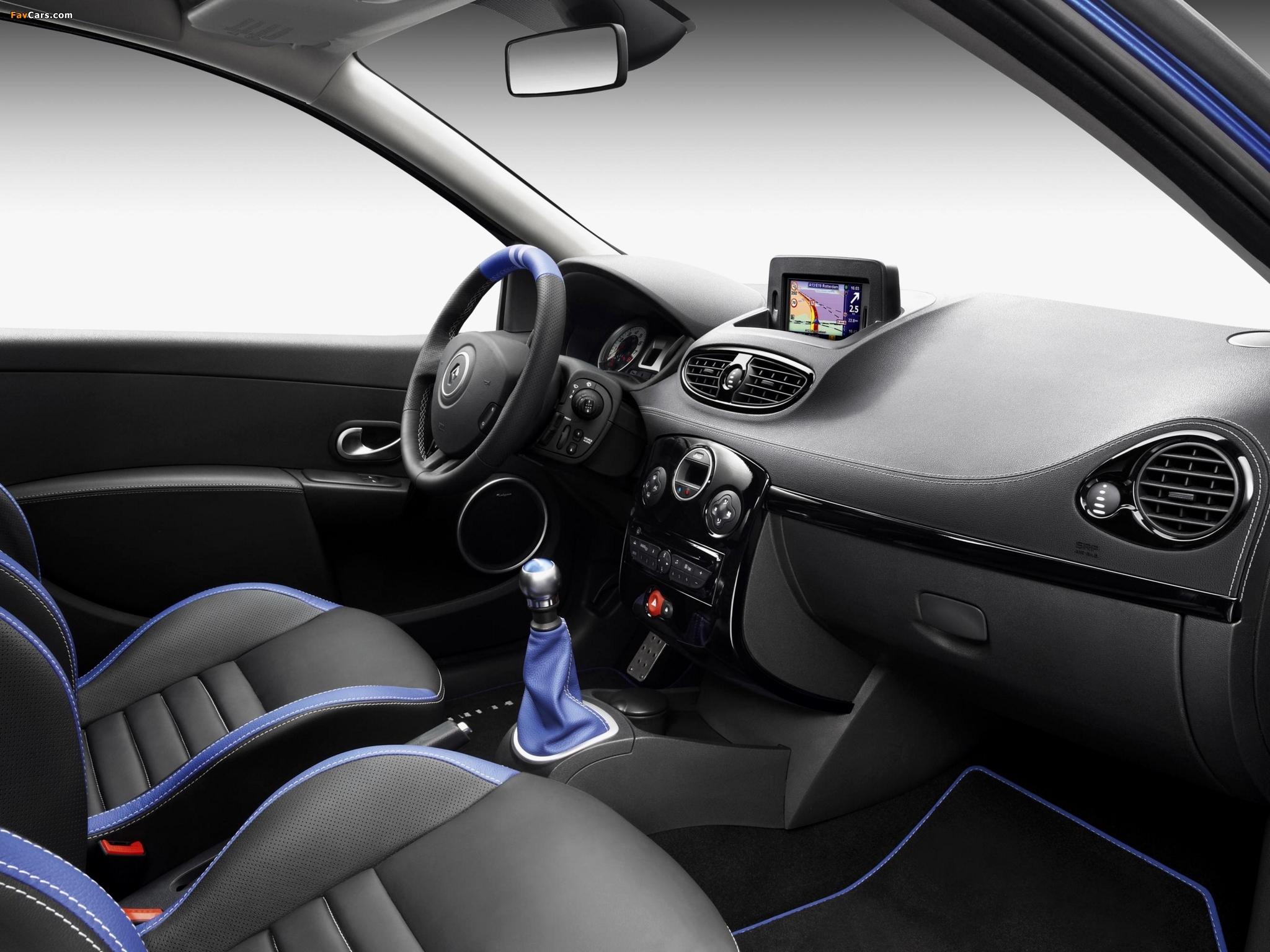 Renault Clio R.S. Gordini 2010–12 images (2048 x 1536)