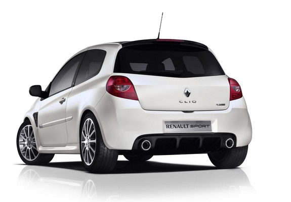 Renault Clio Rs 20th Limited Edition 2010 Wallpapers