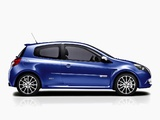 Renault Clio R.S. Gordini 2010–12 wallpapers