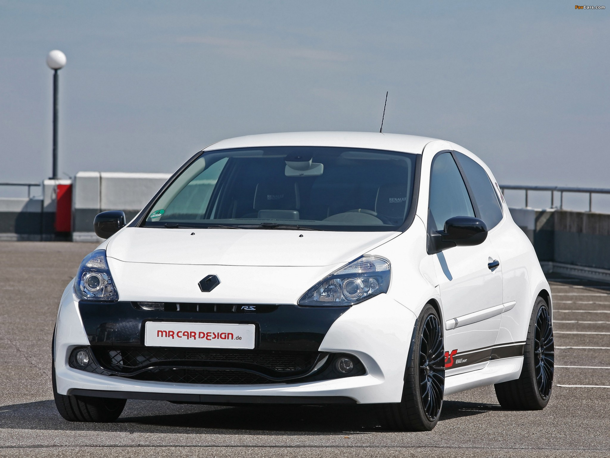 MR Car Design Renault Clio RS 2011 wallpapers (2048 x 1536)