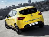 Renault Clio 2012 photos