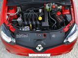 Renault Clio Mercosur 3-door 2012 pictures