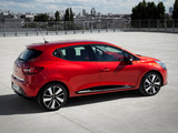 Renault Clio 2012 wallpapers