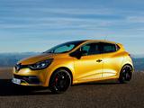 Renault Clio R.S. 200 2013 images