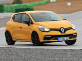 Renault Clio R.S. 200 2013 photos