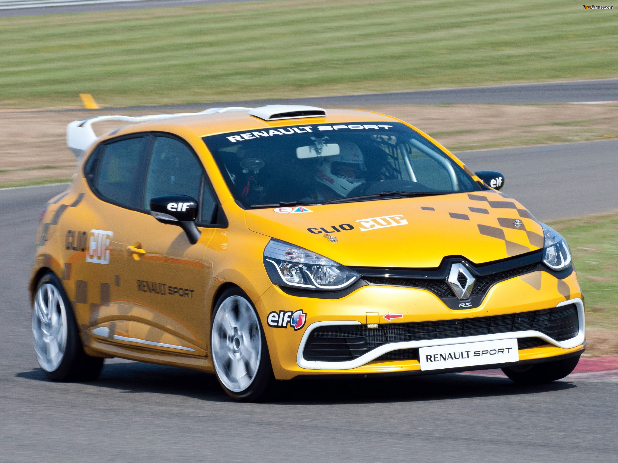 Renault Clio R.S. Cup 2013 pictures (2048 x 1536)