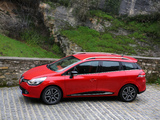 Renault Clio Estate 2013 pictures