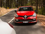 Renault Clio R.S. 220 Trophy AU-spec 2016 photos