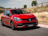 Renault Clio R.S. 220 Trophy AU-spec 2016 wallpapers