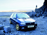 Wallpapers of Renault Clio Williams 1993
