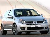 Renault Clio Sport ZA-spec 2002–05 wallpapers
