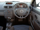 Renault Clio 5-door ZA-spec 2006–09 wallpapers