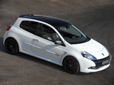 Renault Clio R.S. 20th Limited Edition ZA-spec 2010 wallpapers