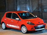 Renault Clio S 5-door ZA-spec 2010–12 wallpapers