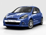 Renault Clio Gordini GT 2011–12 wallpapers