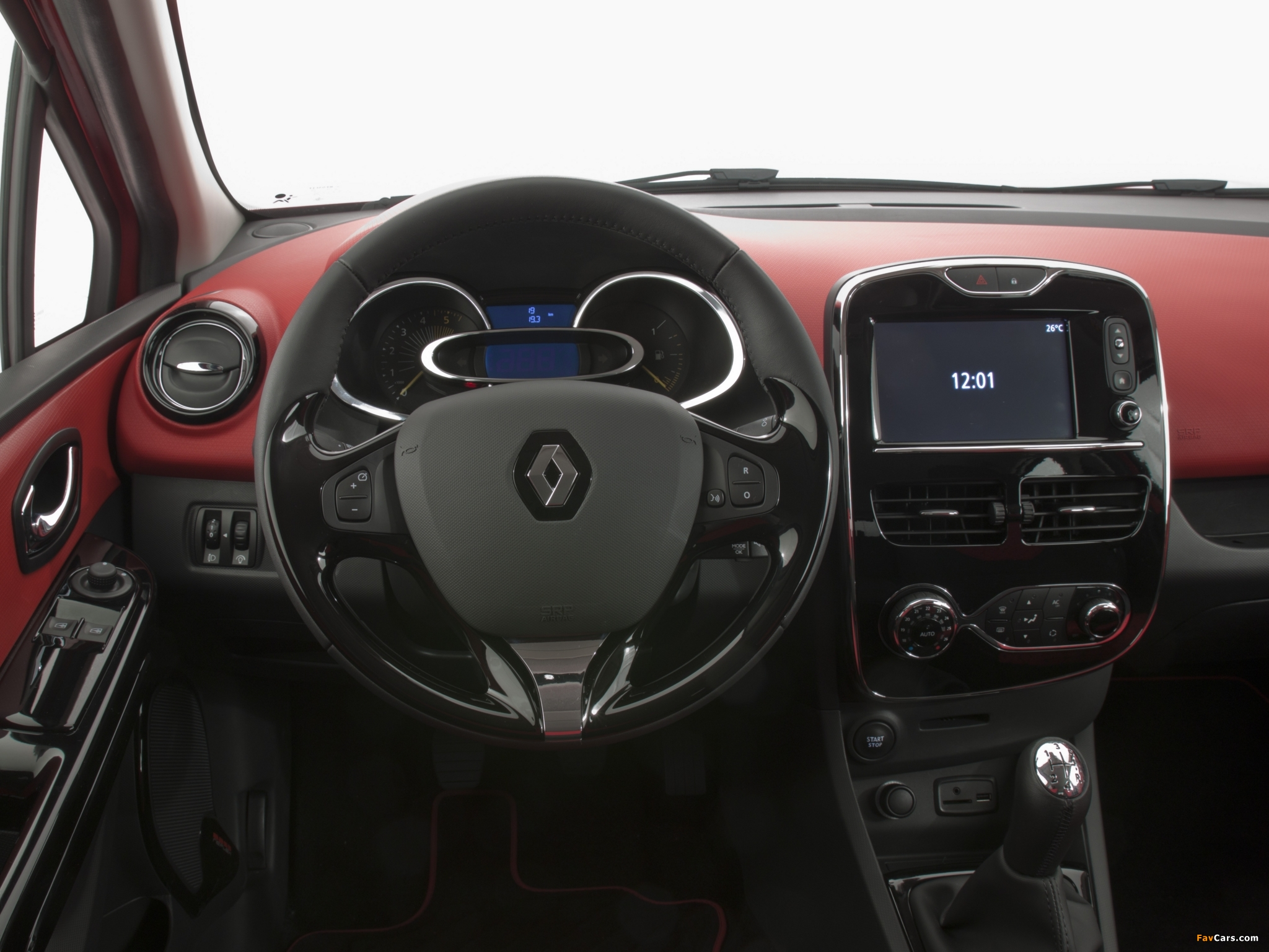 Renault Clio 2012 wallpapers (2048 x 1536)