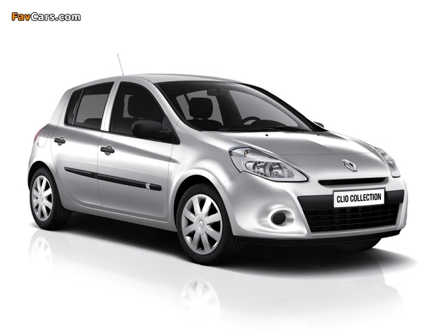 Renault Clio Collection 2012 wallpapers (640 x 480)