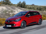 Renault Clio Estate 2013 wallpapers