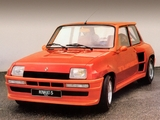 Images of Renault 5 Turbo Prototype 1978