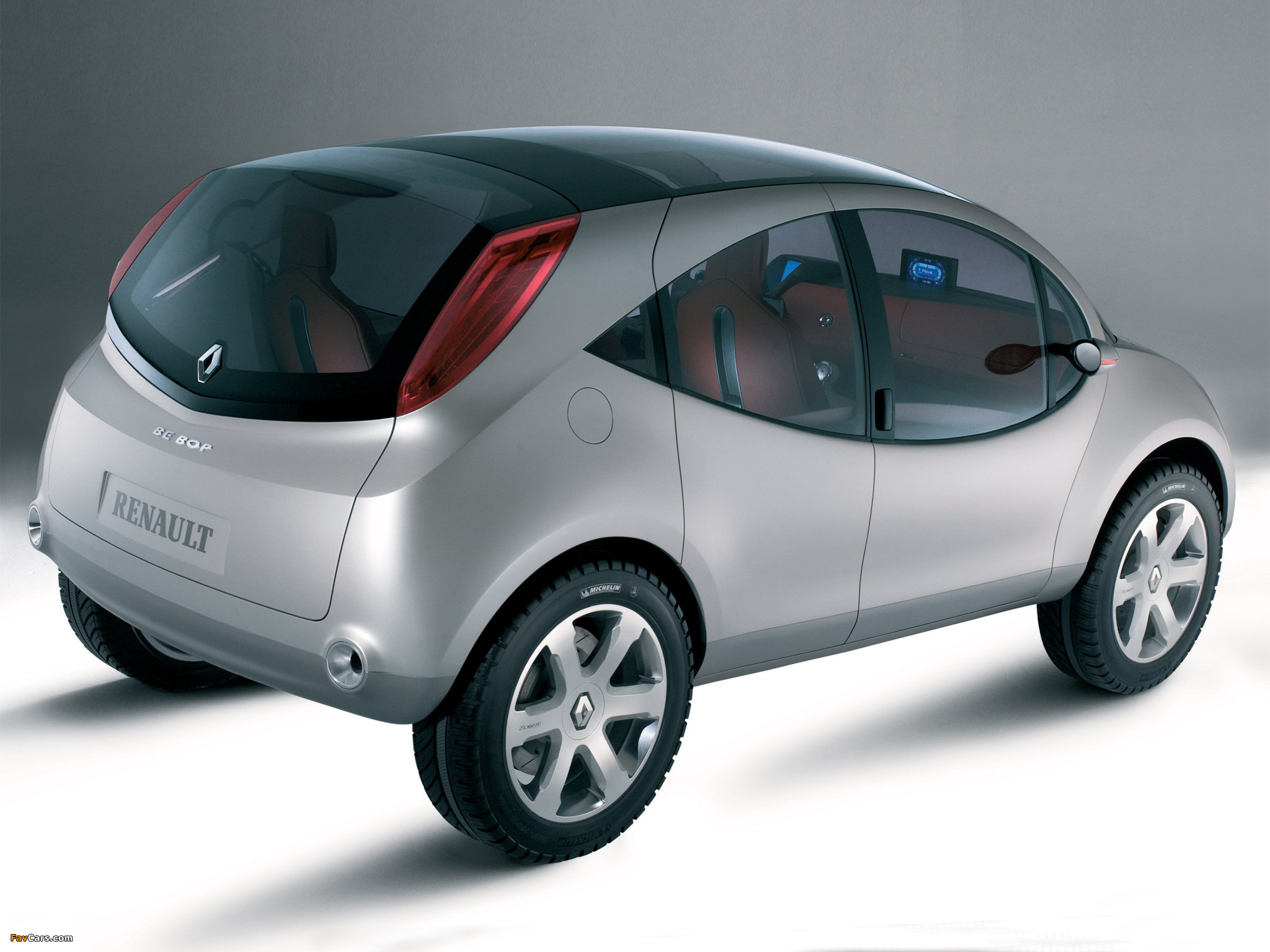 Images of Renault Be Bop SUV Concept 2003 (2048 x 1536)