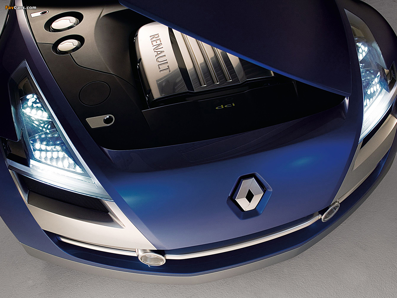 Images of Renault Egeus Concept 2005 (1280 x 960)