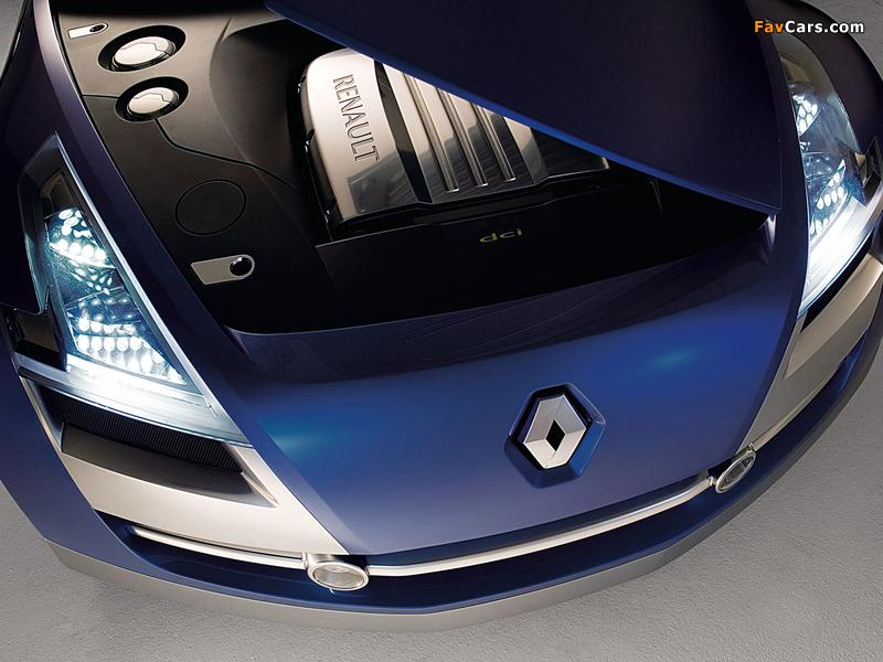 Images of Renault Egeus Concept 2005 (800 x 600)