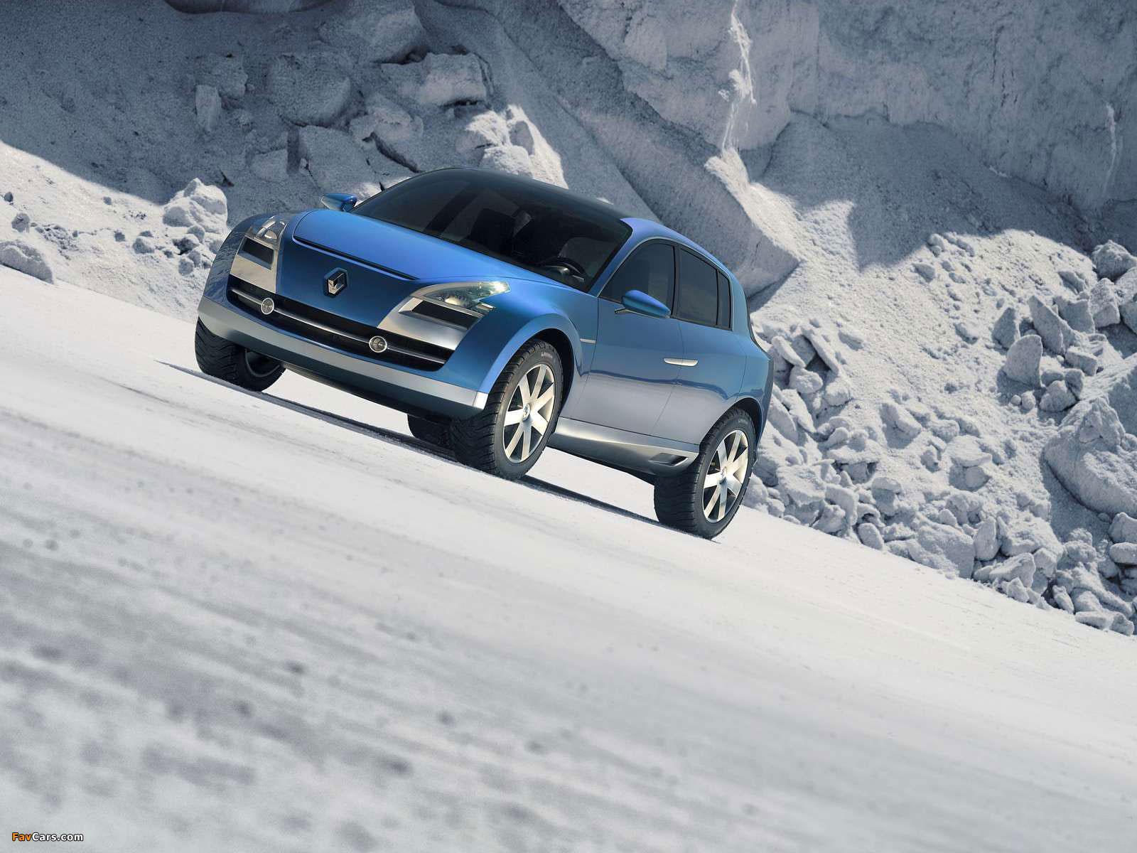 Images of Renault Egeus Concept 2005 (1600 x 1200)