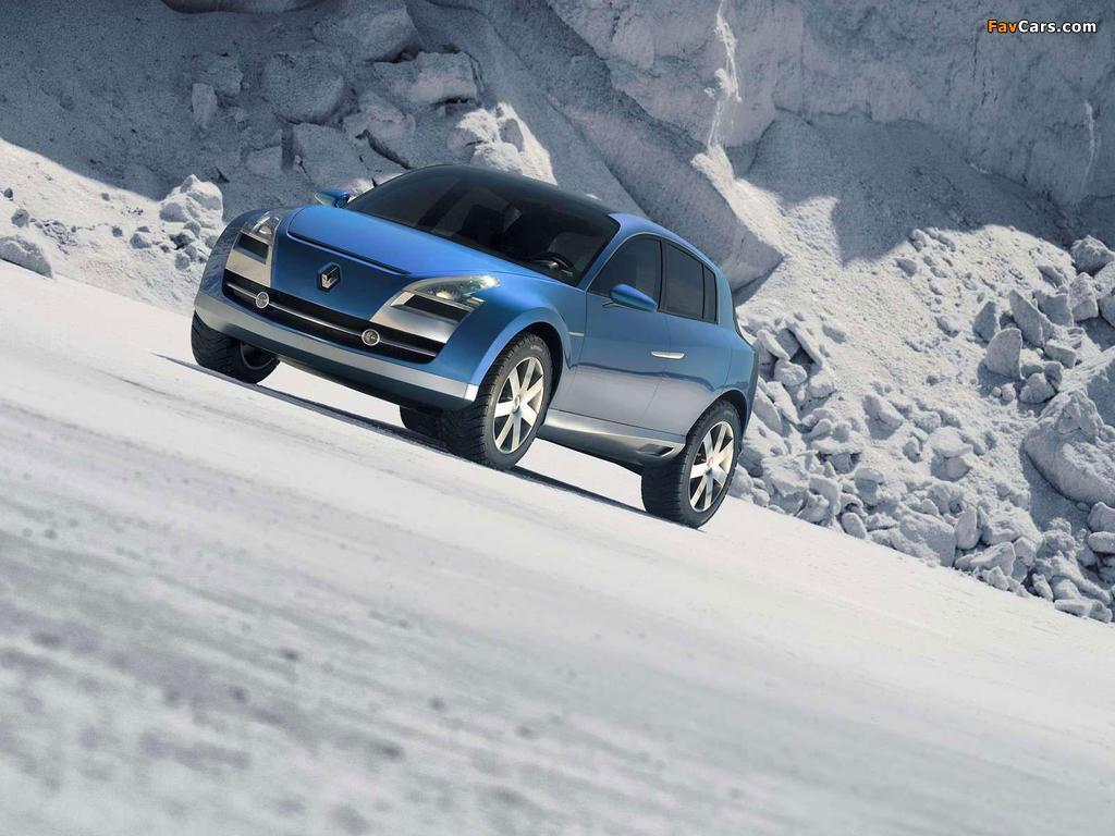 Images of Renault Egeus Concept 2005 (1024 x 768)