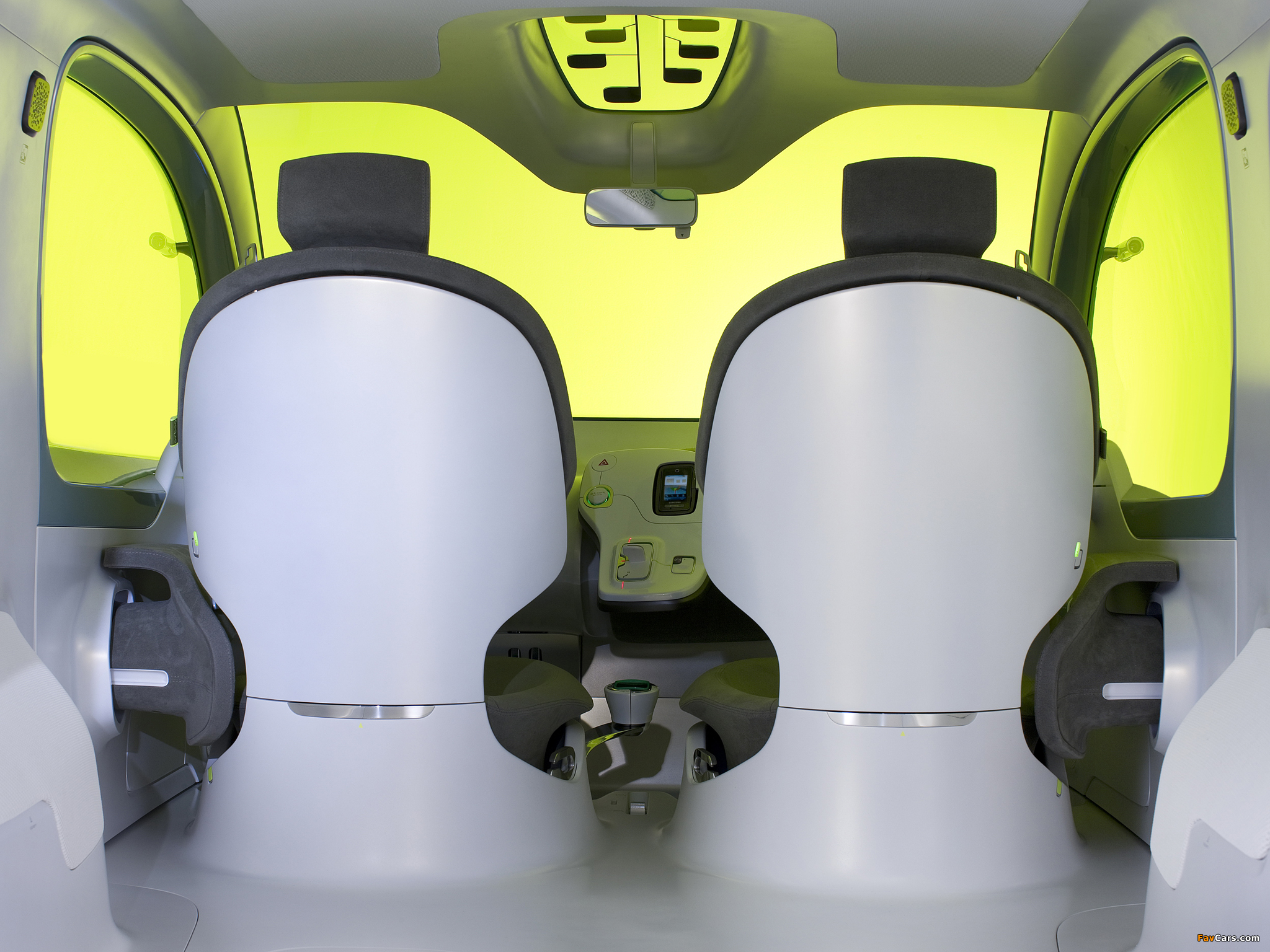 Images of Renault Z.E. Concept 2008 (2048 x 1536)