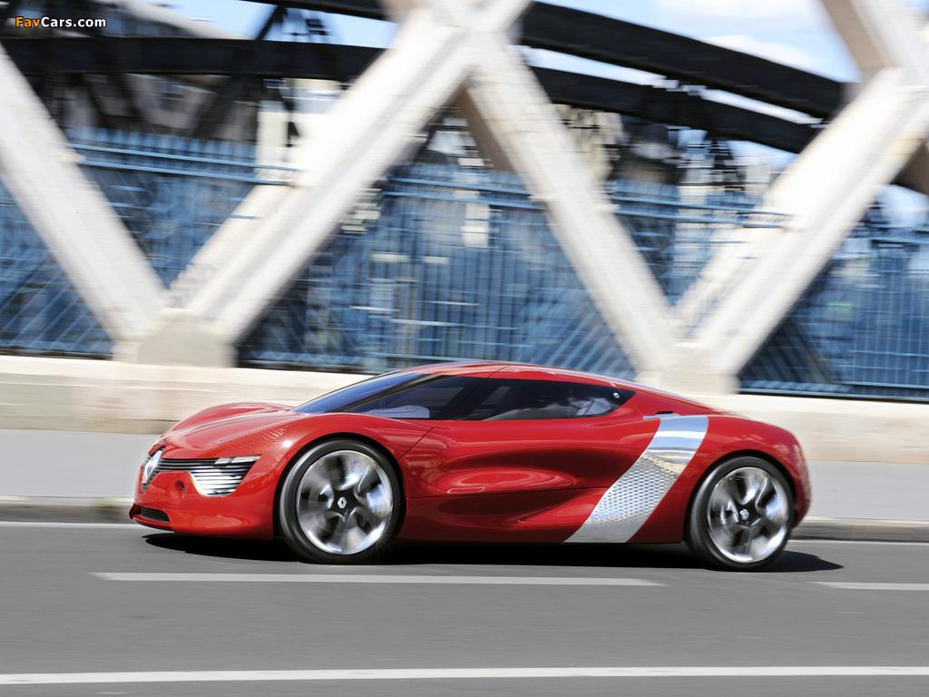 Images of Renault DeZir Concept 2010 (1024 x 768)