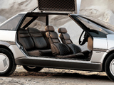 Photos of Renault Gabbiano Concept 1983