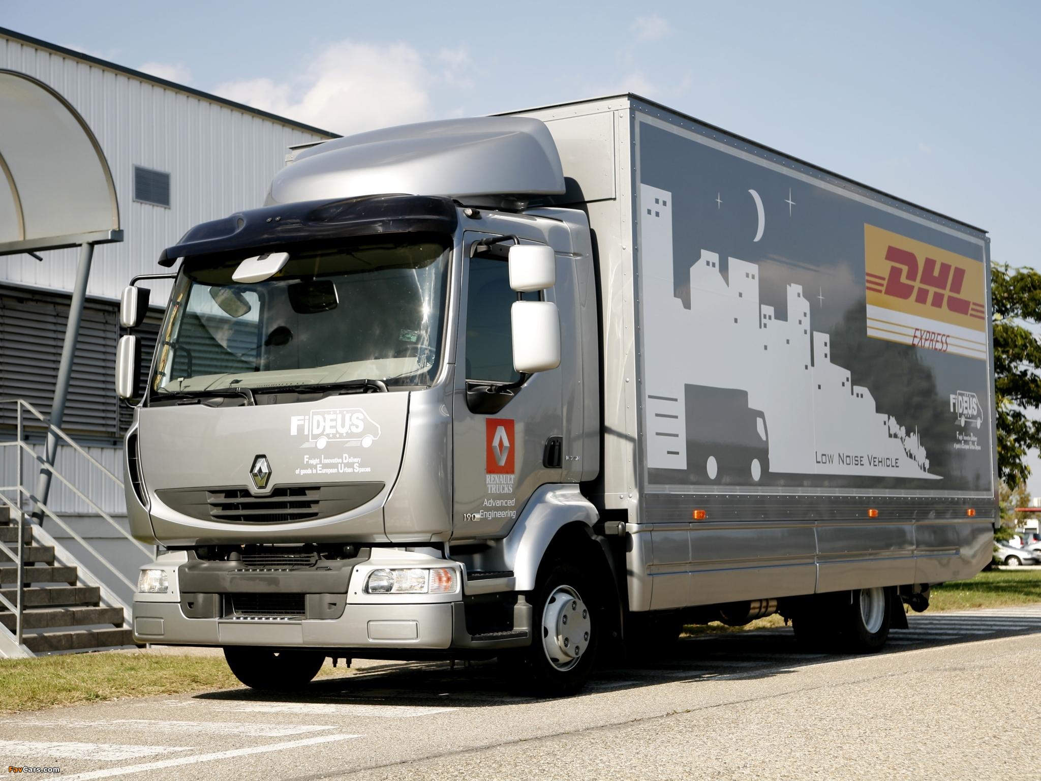 Photos of Renault Midlum FIDEUS Prototype 2007 (2048 x 1536)