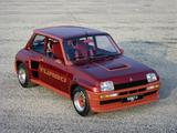 Pictures of Renault 5 Turbo Prototype 1978